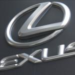 レクサス,LEXUSロゴの画像