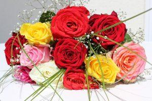 レクサス,LEXUS,バラの花束の画像