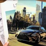 レクサスLS新型,LS500hのカタログと見積もりの画像
