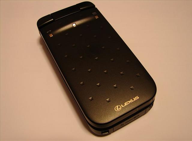 LEXUS,レクサス携帯電話の画像