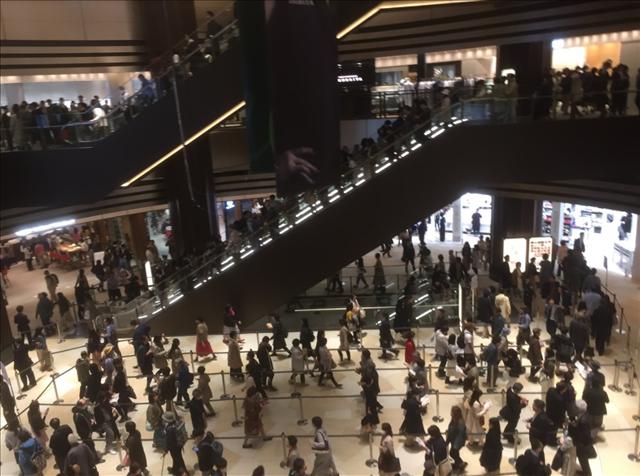 東京ミッドタウン日比谷の画像