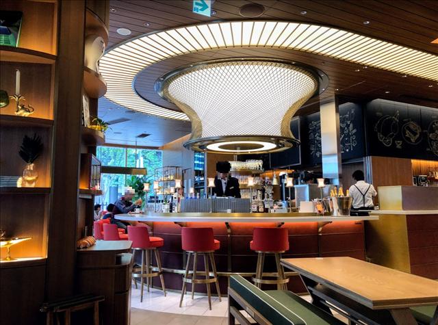 レクサスミーツ日比谷カフェの画像